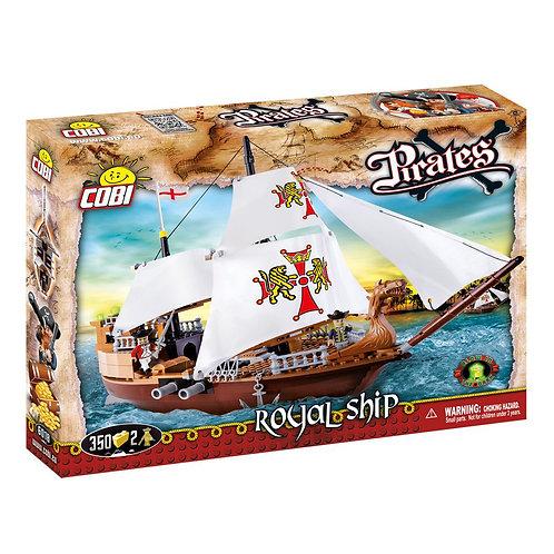 6018 ROYAL SHIP PIRATES