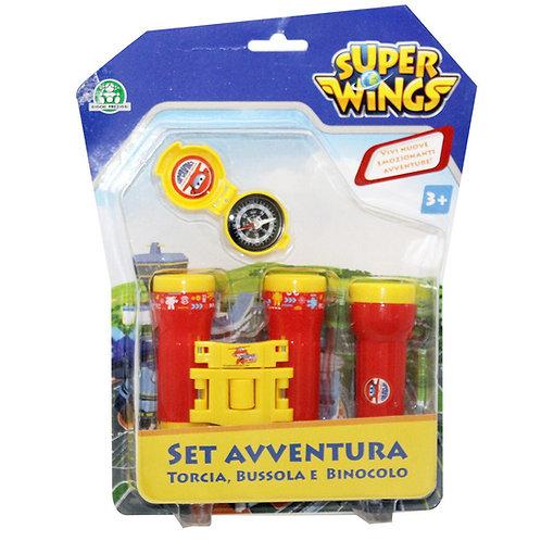 SUPER WINGS SET AVVENTURA