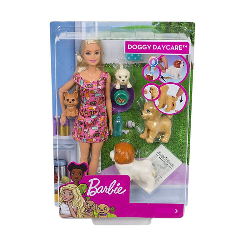 BARBIE DOG SITTER FXH08