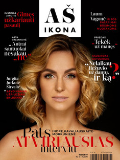 As Ikona magazine