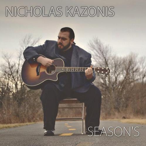 Season's STUDIO CD ALBUM