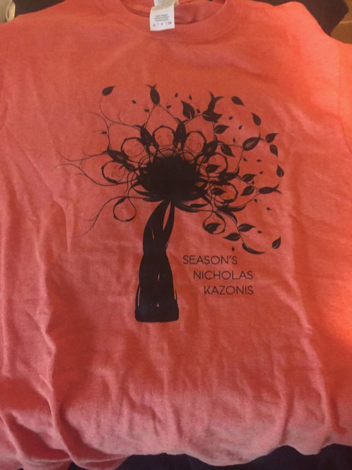 Official Season's T-shirt