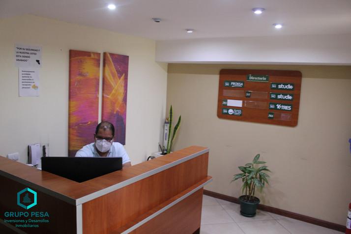Edificio de Oficinas | 8 Ave. 2-13 Zona 1 | Cd. de Guatemala