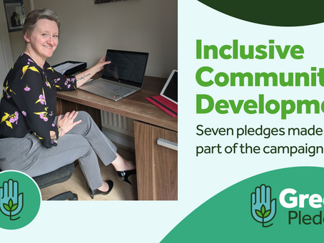 ICD sign up to Green Pledges