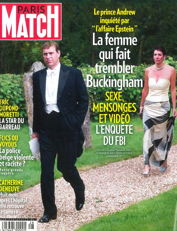 Paris Match C - 20:7:20