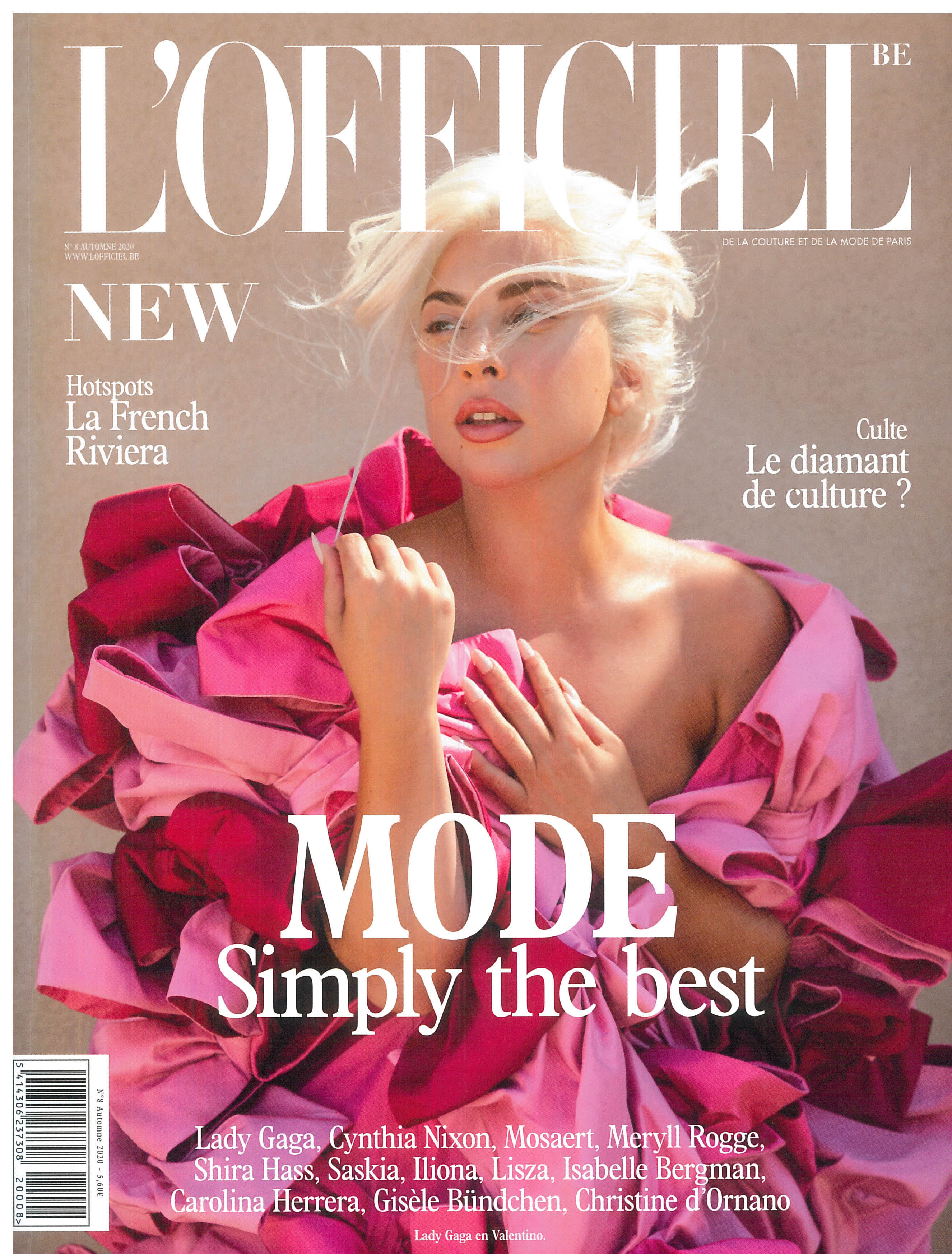 L'OFFICIEL - Octobre 2020