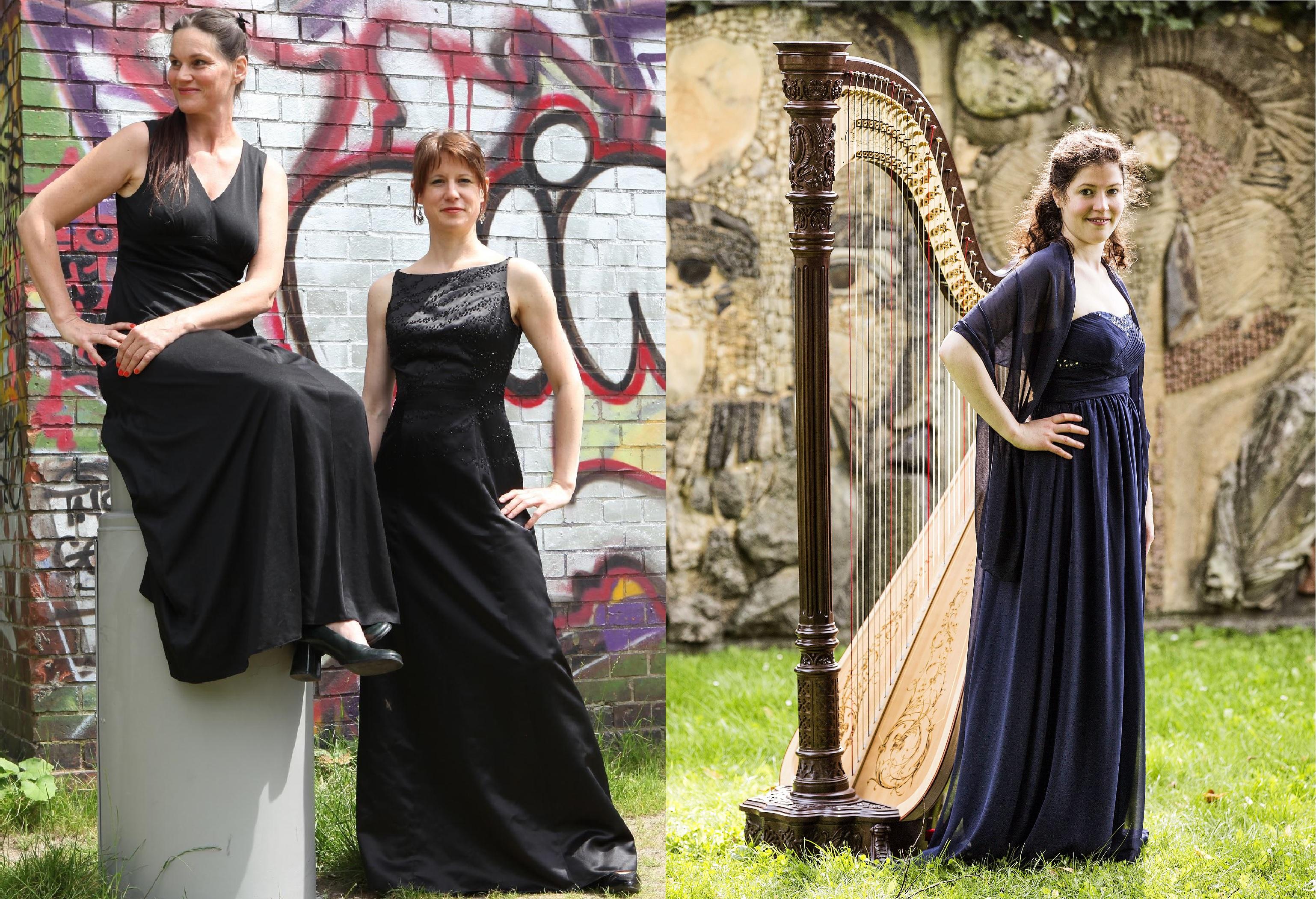 Duo Fluensaer & Harfe