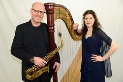 Duo Saxophon & Harfe