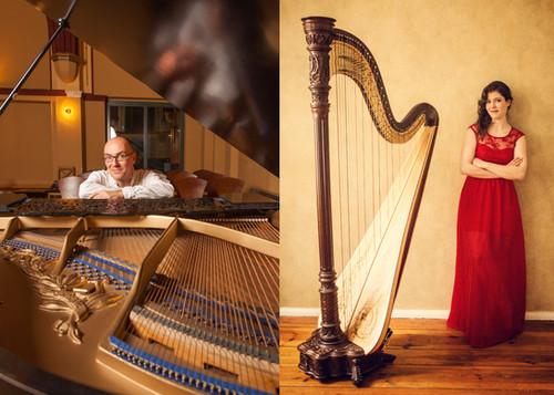 Klavier & Harfe