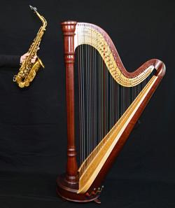Sax Harfe