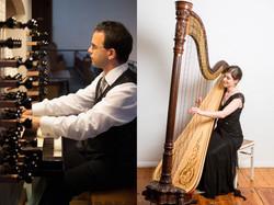 Orgel & Harfe
