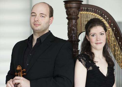 Violine & Harfe