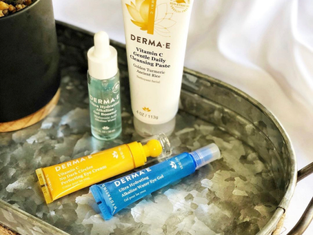 Derma E Vitamin C and Alkaline Collection Review