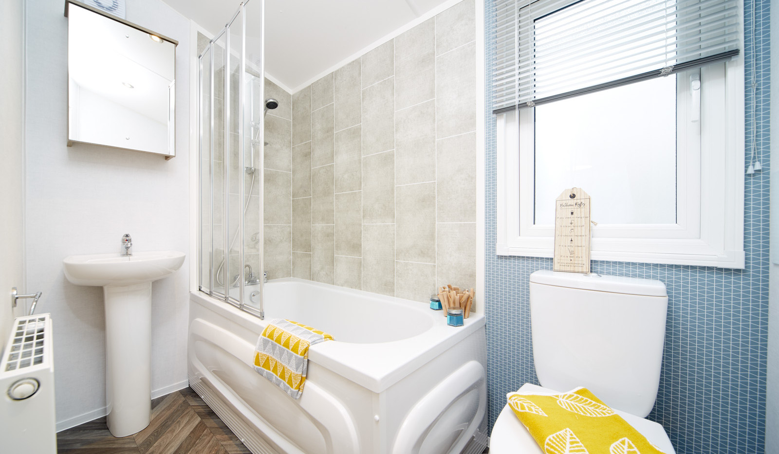 Amethyst Holiday Home Property Investment Bathoom