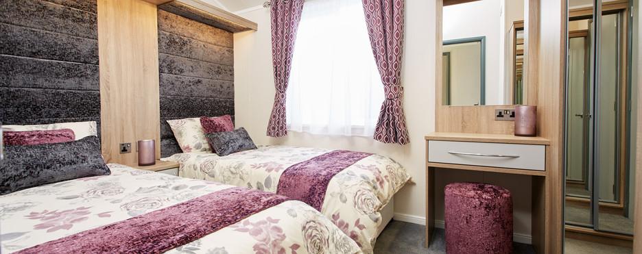 Laburnum lodge bedroom