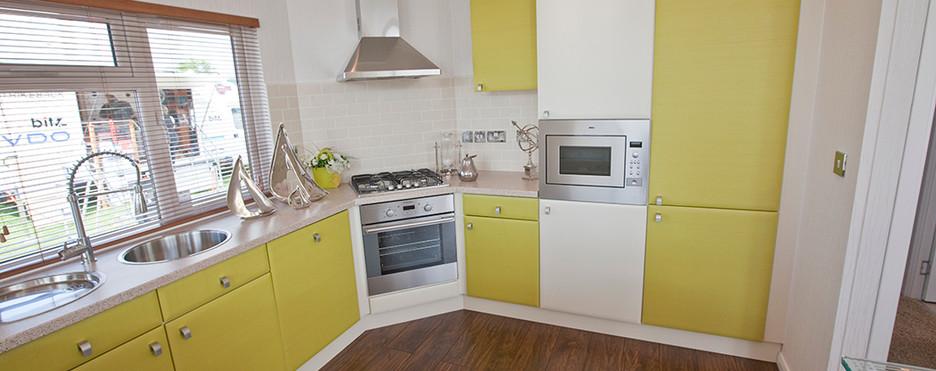 Arundel Lodge Kitchen