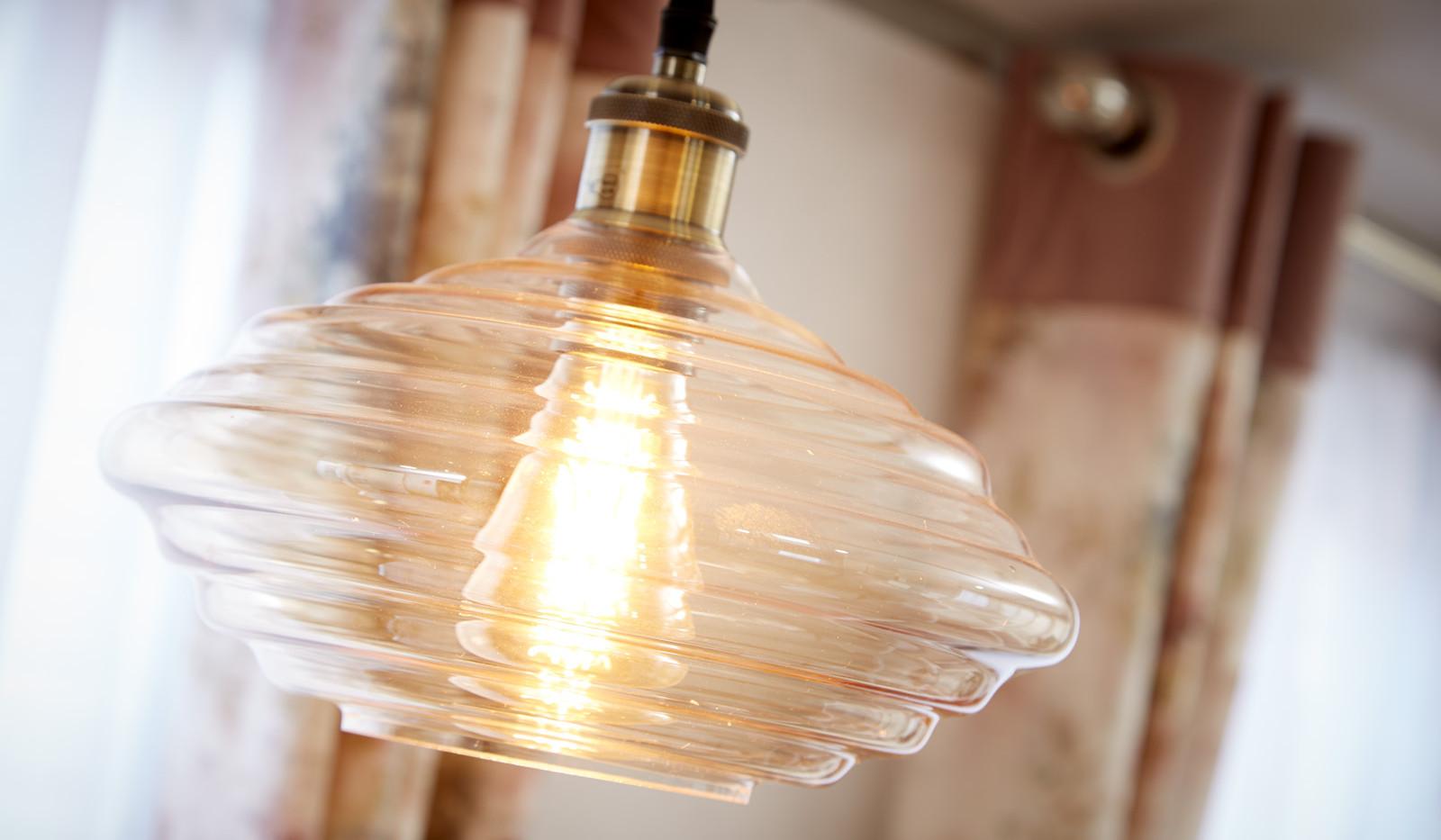 The Image Luxry Lodge Interior light