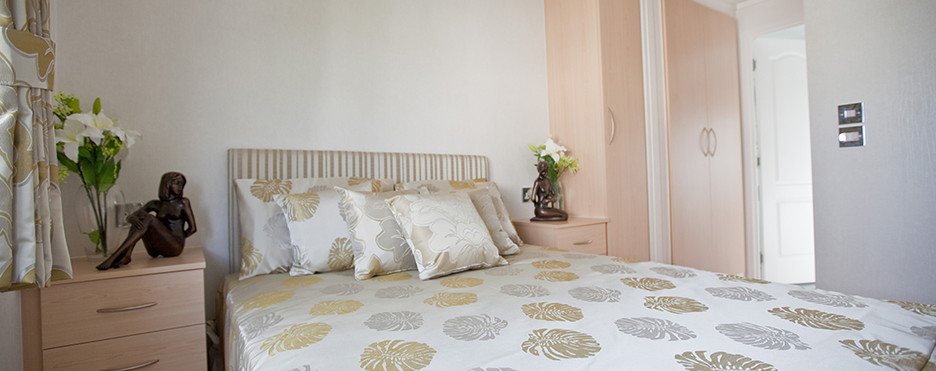 Warwick Leisure Home Master Bedroom