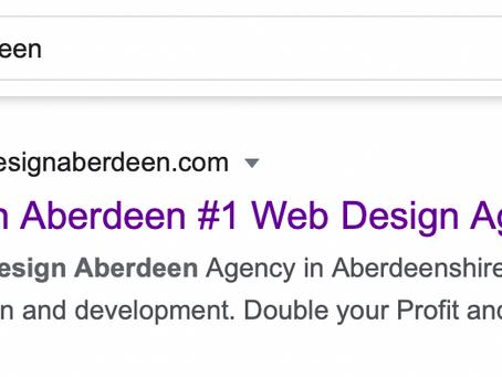 Website Design Aberdeen SEO Focus