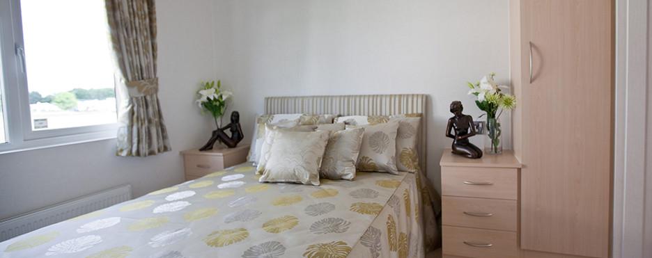 Warwick Leisure Home Mater Bedroom