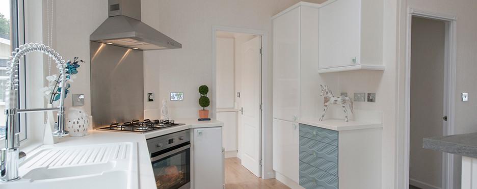 Stirling Lodge Kitchen