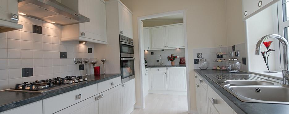 Windsor Lodge kitchen