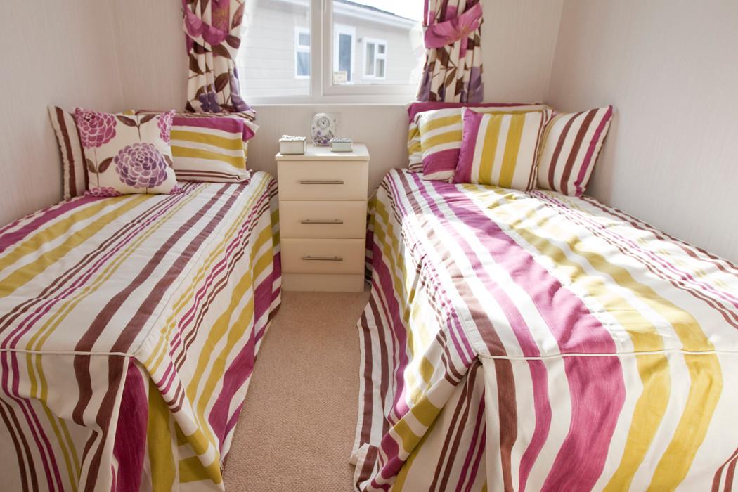 Salisbury Executive Lodge second bedroom