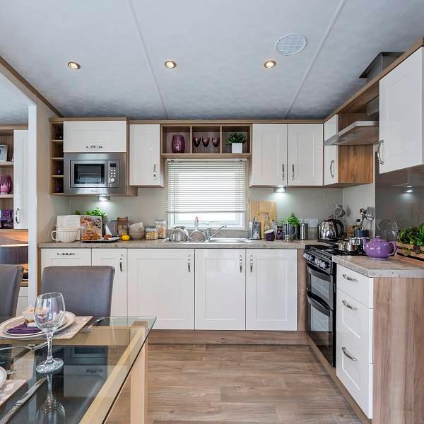 Marlow lodge kitchen