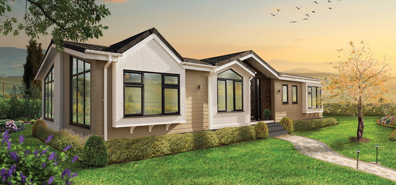 Willerby, Delamere leisure home exterior
