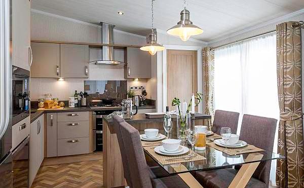 rivendal kitchen area