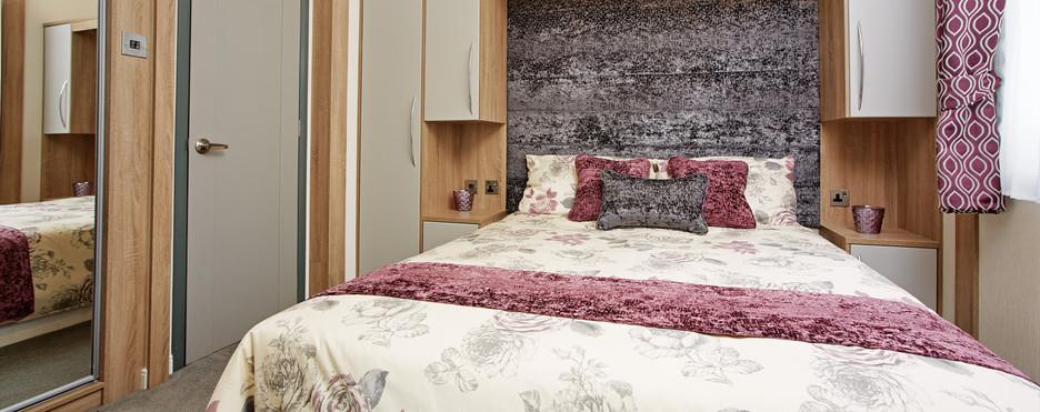Laburnum lodge master bedroom