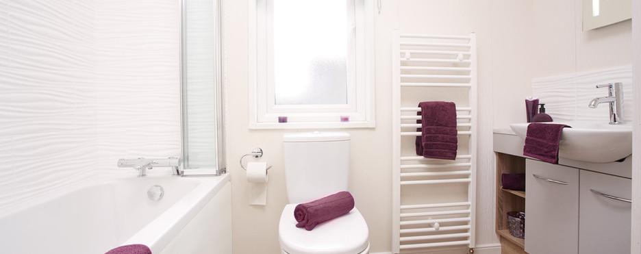 Laburnum lodge toilet
