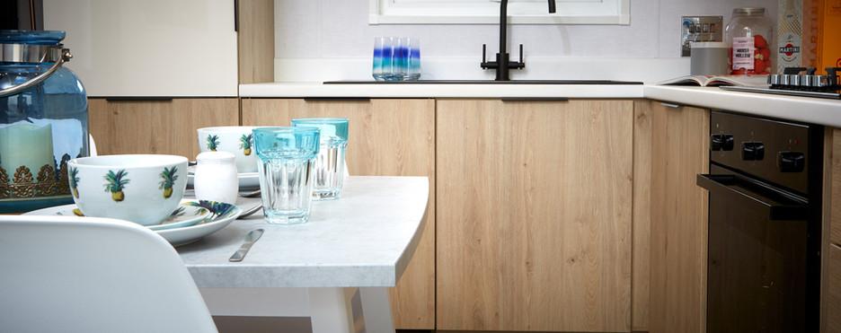 Trend Lodge Kitchen