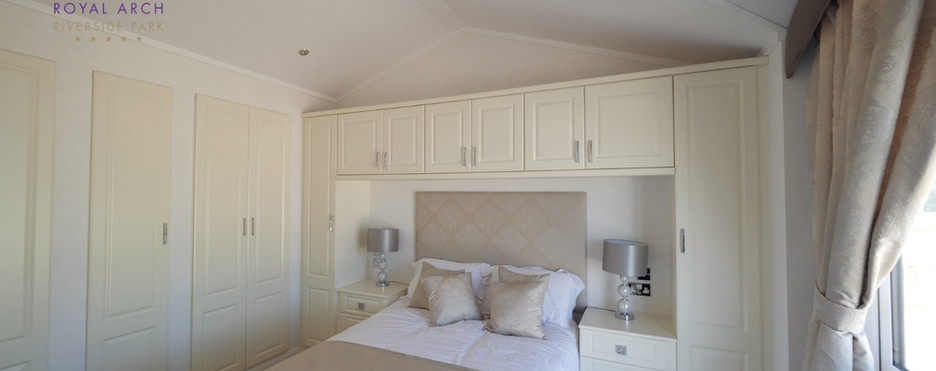 Mayfair lodge master bedroom investment property royal arch riverside park