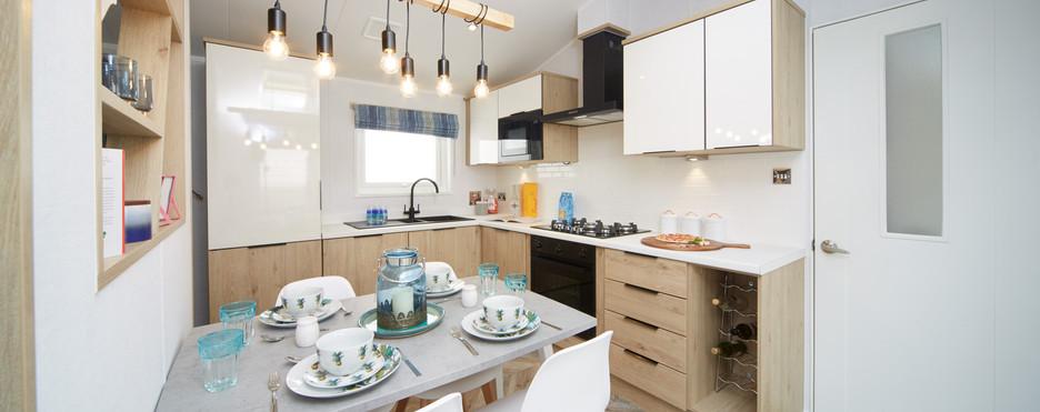 Royal Arch riverside park kitchen
