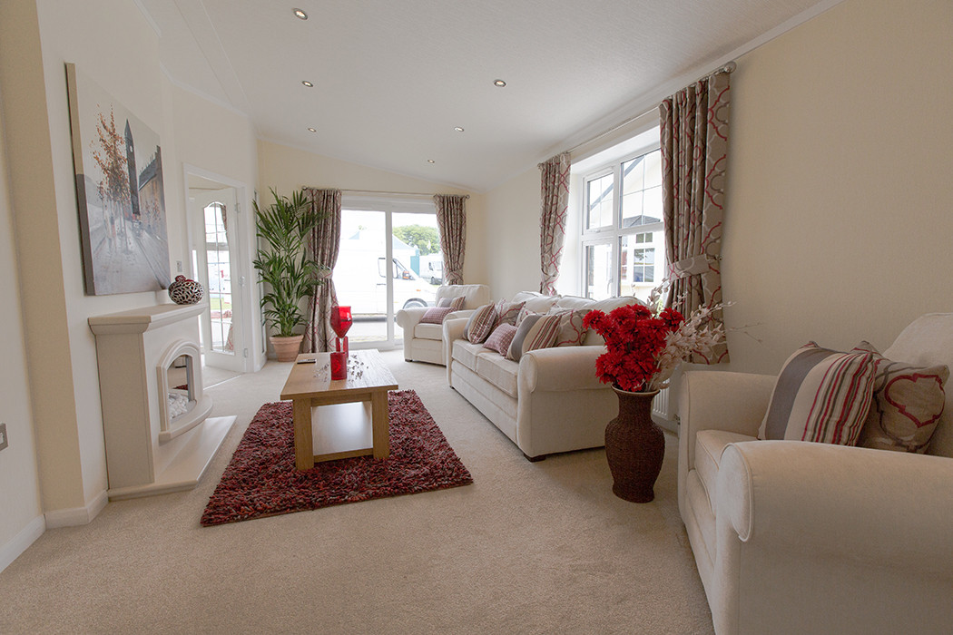 Windsor Lodge sitting room