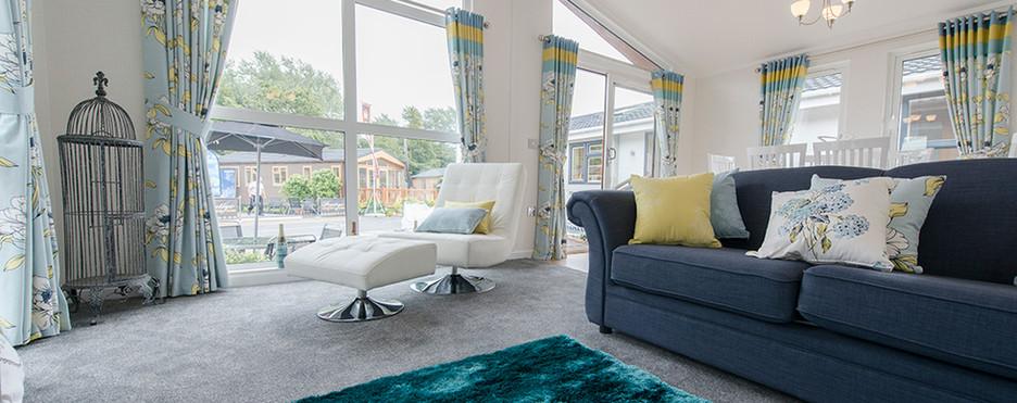 Stirling Lodge sitting room