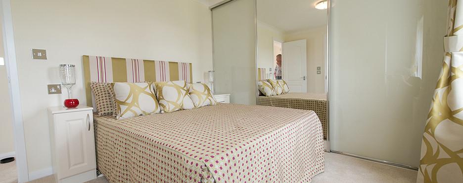 Windsor Lodge master bedroom