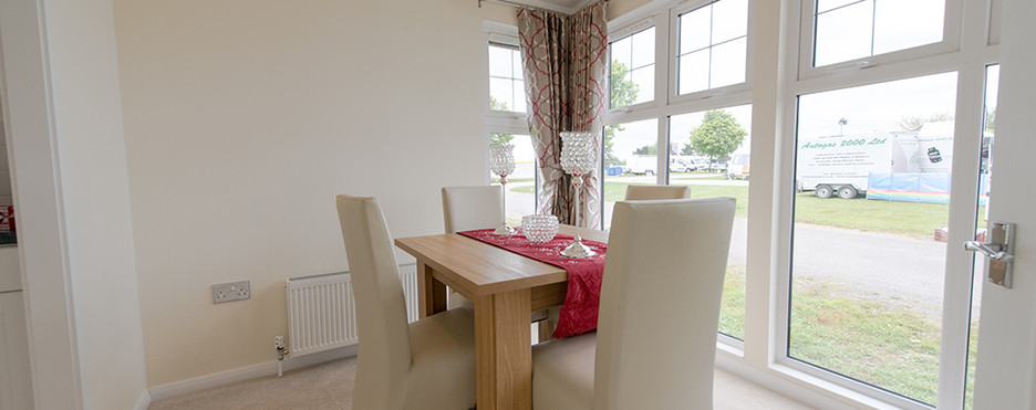 Windsor Lodge dinning area
