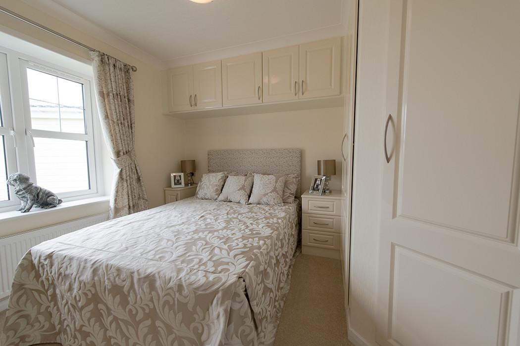 Windsor Lodge bedroom