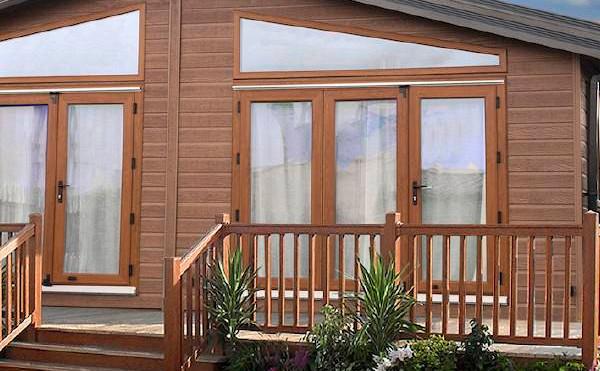 Pemberton Glendale Luxury Lodge exterior