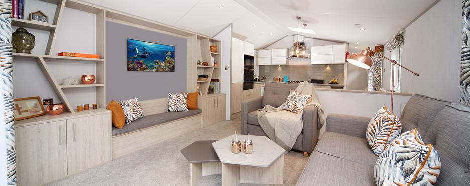 Ovation Luxury Lodge Aberdeenshire