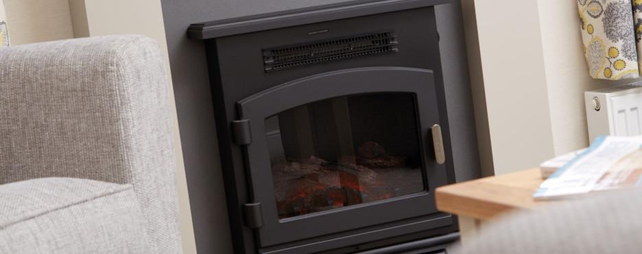 Atlas Azalea Lodge Fireplace