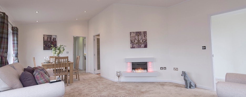 Badminton luxury holiday home interiors