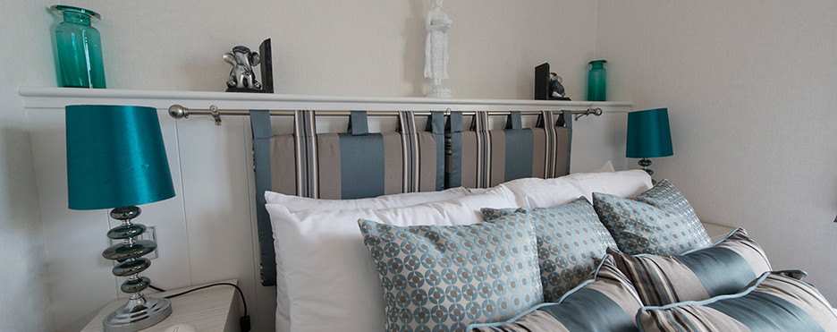Stirling Lodge Master Bedroom