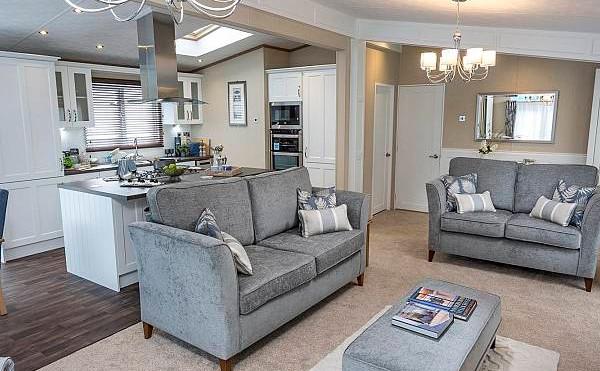 Pemberton Glendale Luxury Lodge sitting area