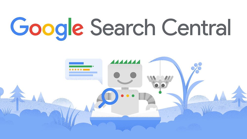 google search central for SEO techniques and training