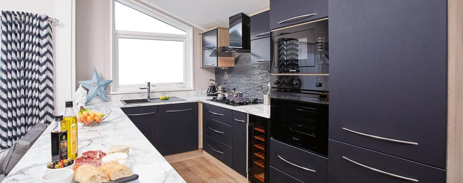 Laburnum lodge kitchen