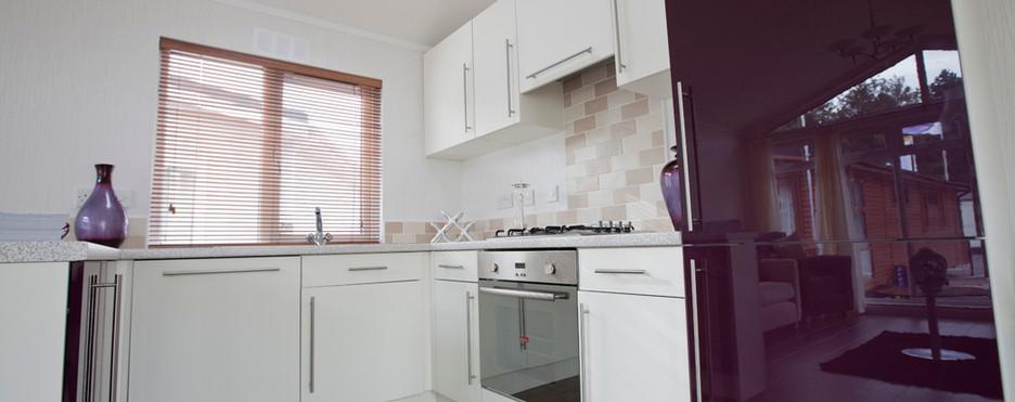 Salisbury Executive Lodge Kitchen