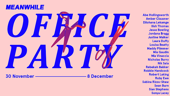 MEANWHILE office party